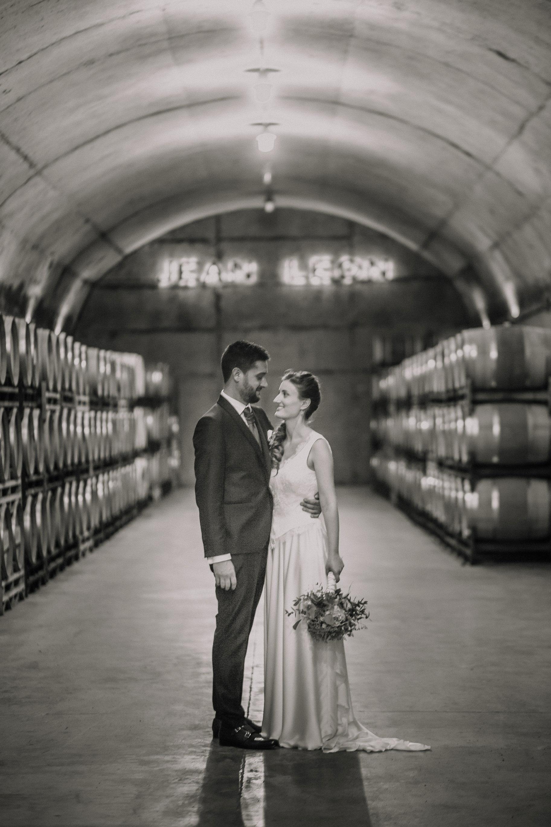 Boda en viñedos Jean Leon - El taller de nice day