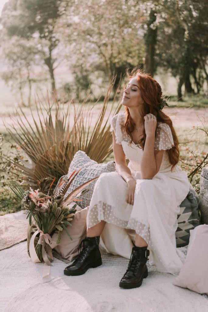 Blog de bodas del taller de nice day Editorial boda Masia Can Dansa - Fotografía Sara Cuadrado