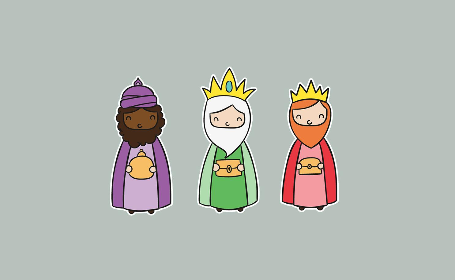 carta reyes magos el taller de nice day