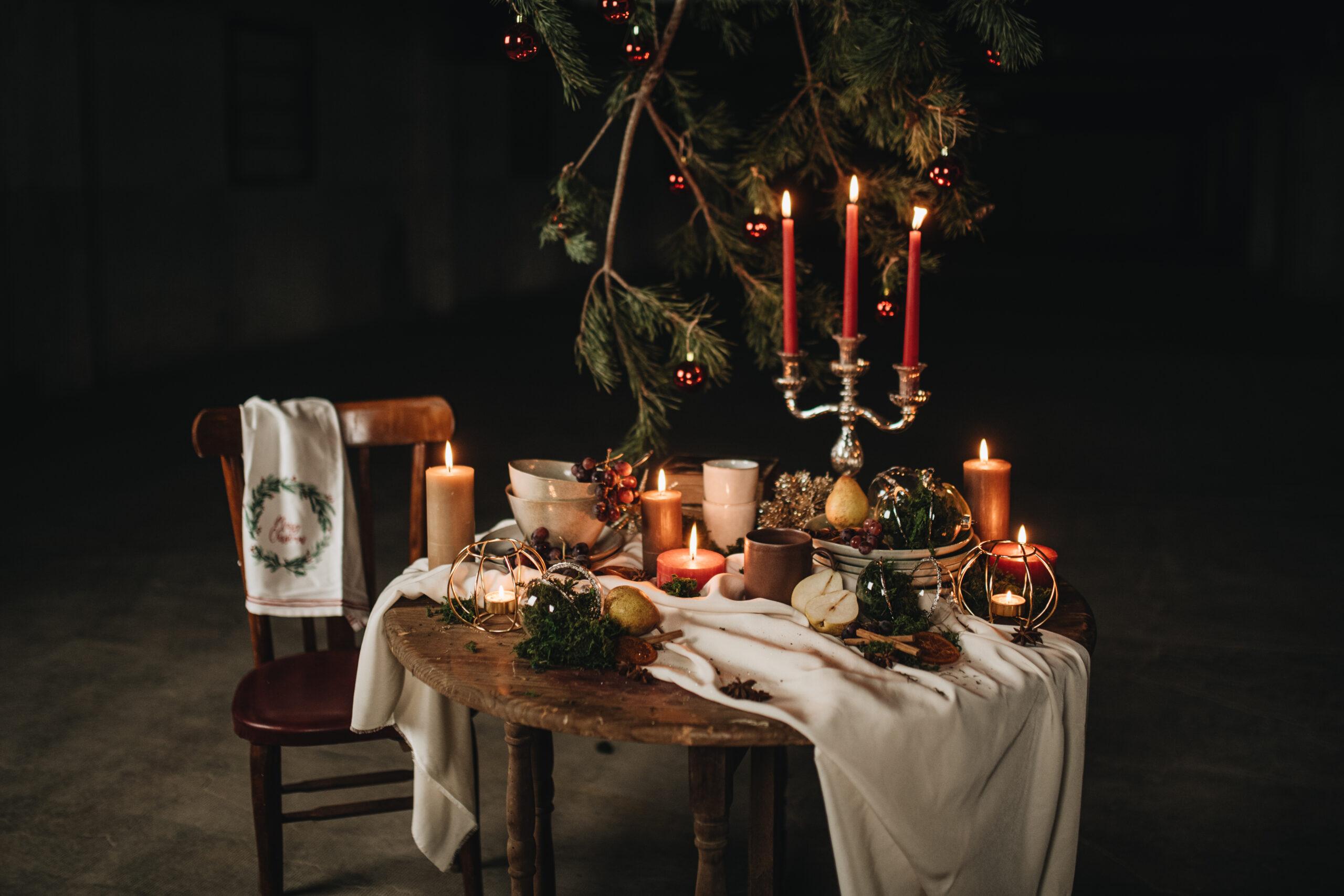editorial otoño y navidad