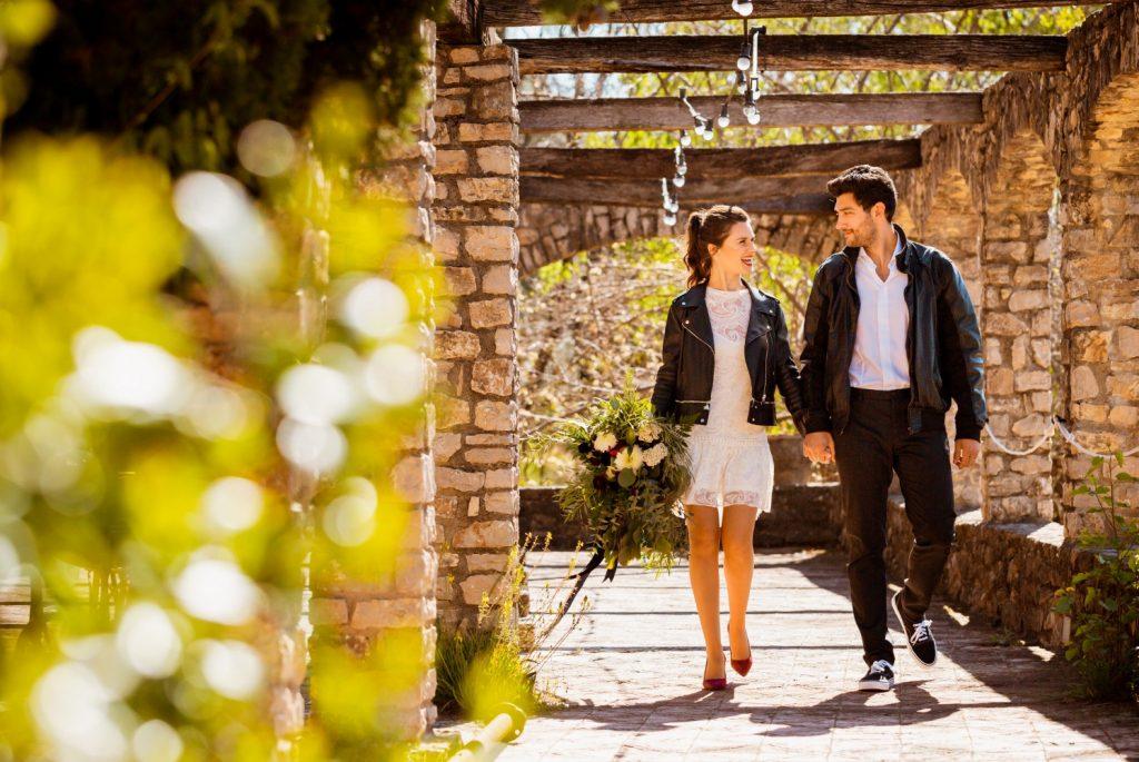 Editorial boda rockera Mas Noguer Girona El taller de nice day - Blanc Mate